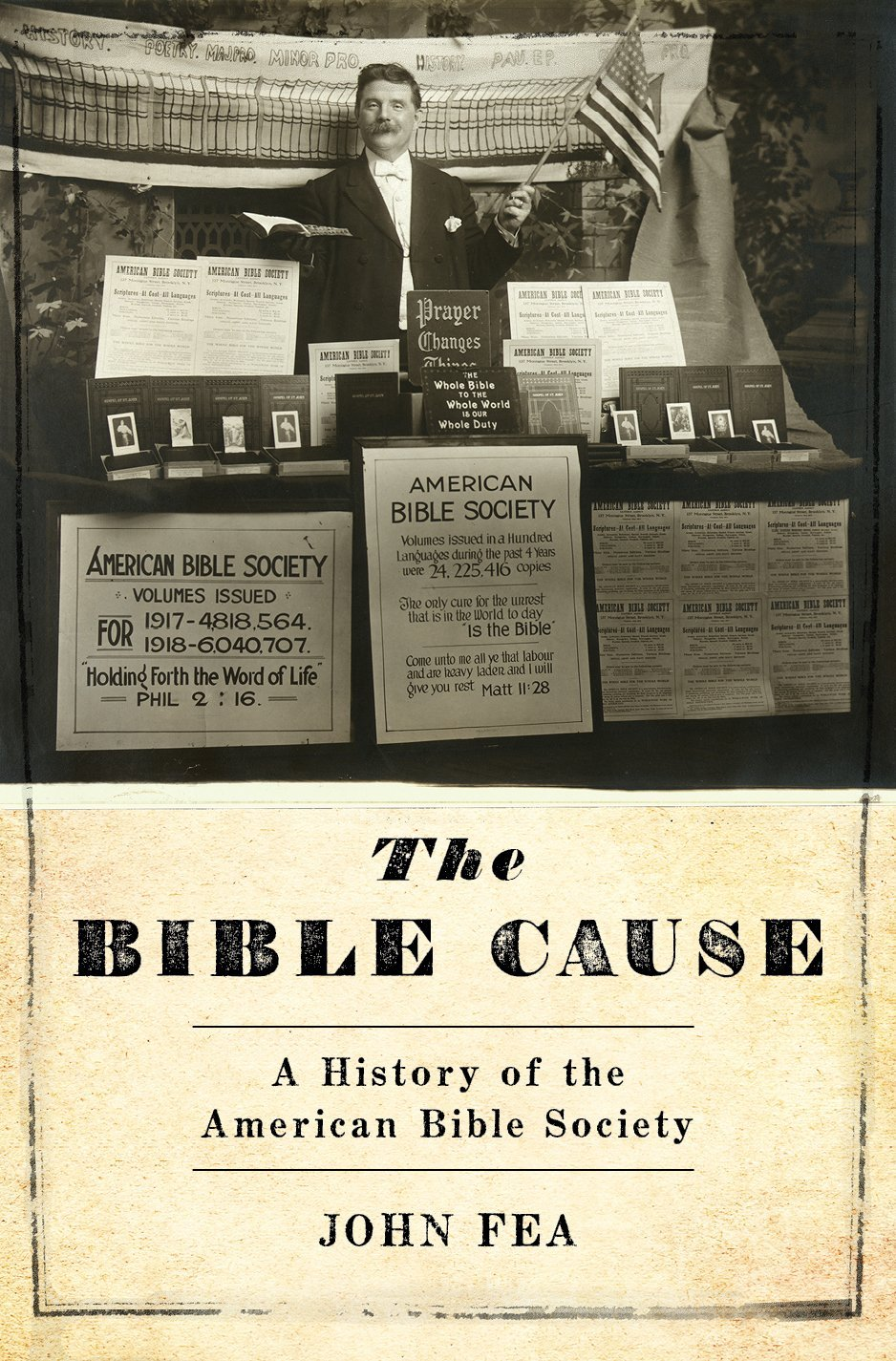 Bible Cause Cover