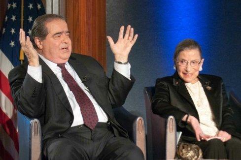Scalia Ginsburg
