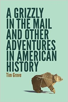 A Grizzly in the Mail