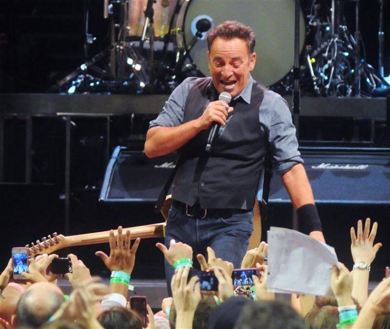 Bruce at PSU