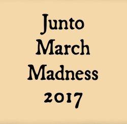 Junto march madness 17