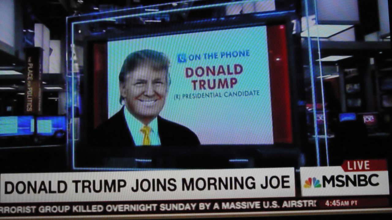 Trump Joe