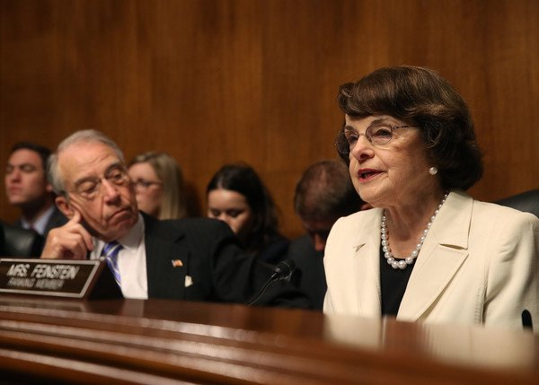 Dianne+Feinstein+Senate+Judiciary+Committee+zsjEg92T4Itl