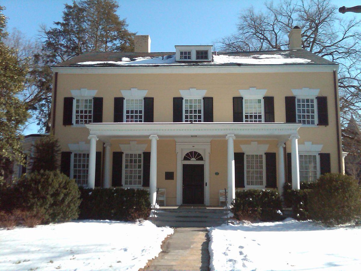 MacLean House Princeton