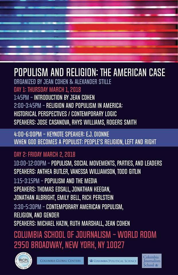 religion and populism