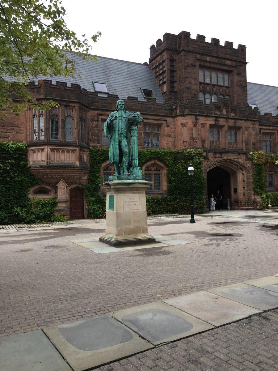 Princeton 2018 2