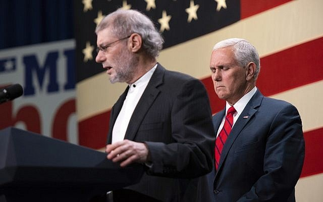 Pence and Jacobs