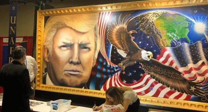 Trump painting 2