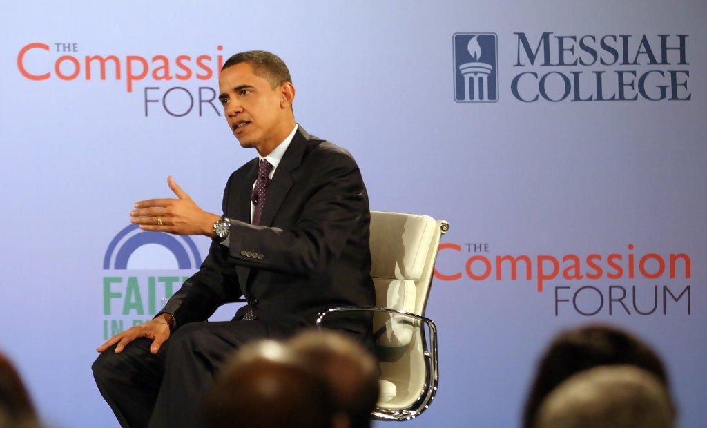 Obama compassion