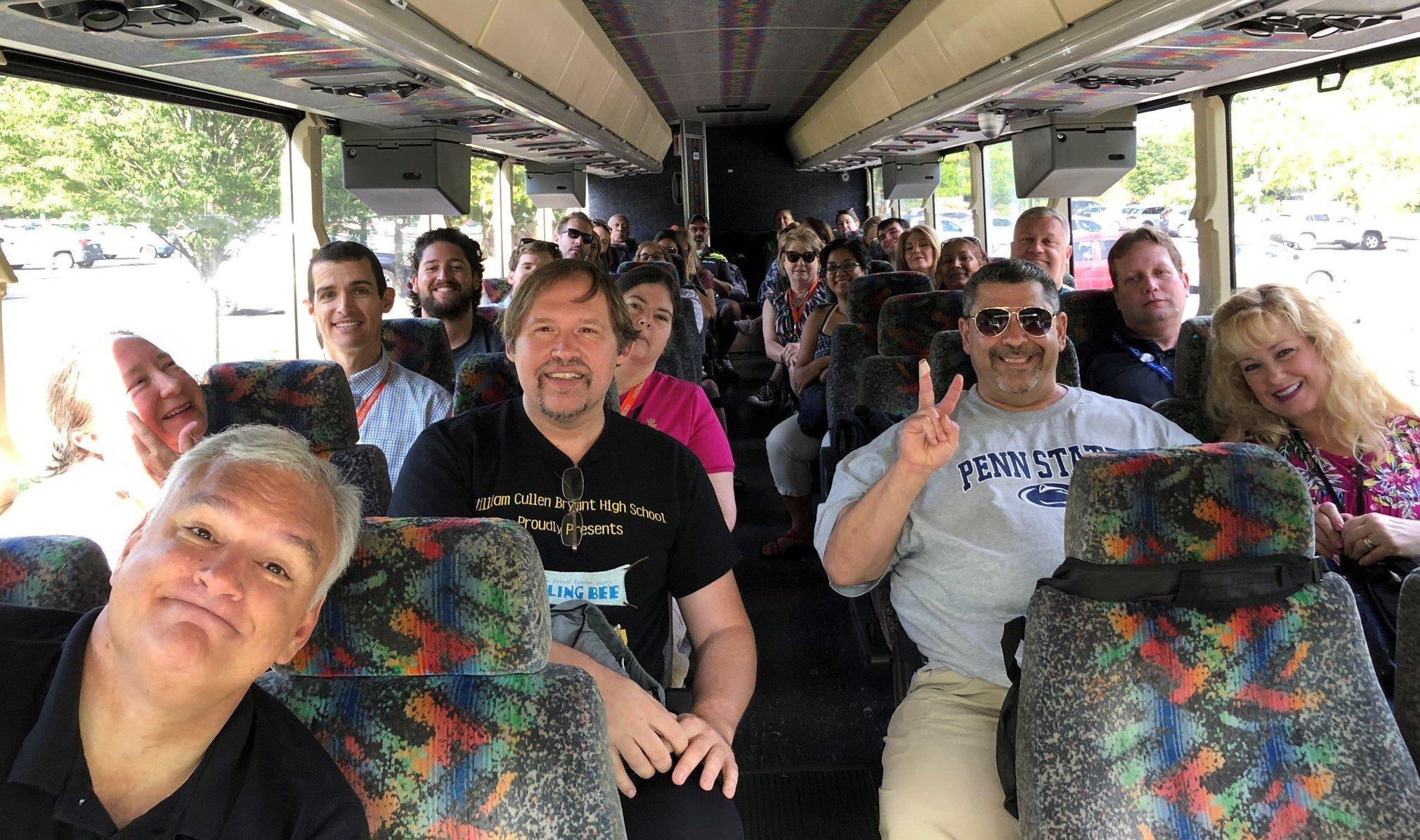 Princeton Seminar 2019 Bus