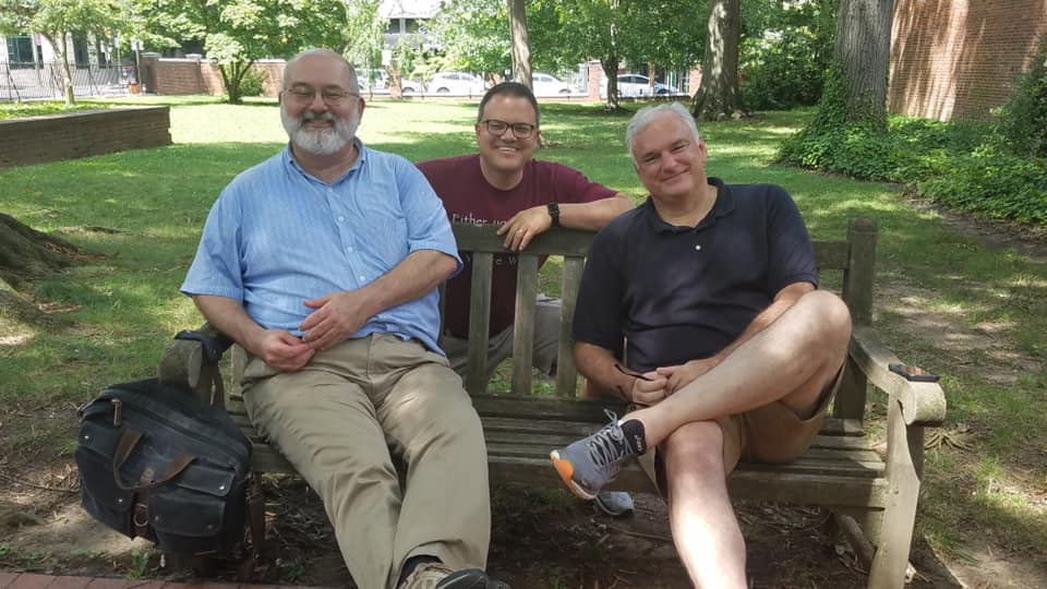 Princeton Seminar 2019--George, Me, and Nate