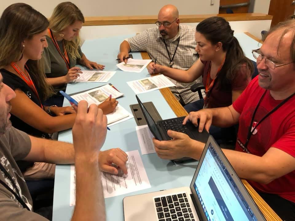 Princeton Seminar 2019 Group Work