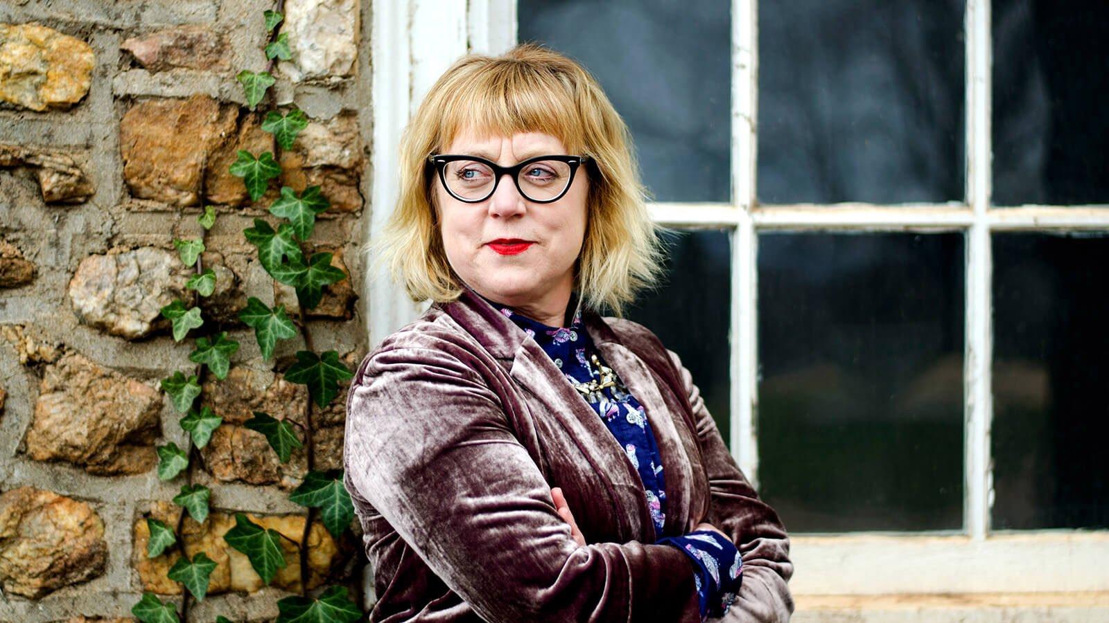 Author and educator Karen Swallow Prior. Courtesy photo