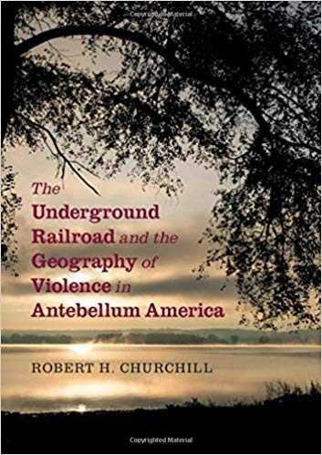 The underground railroad and the geography of violence