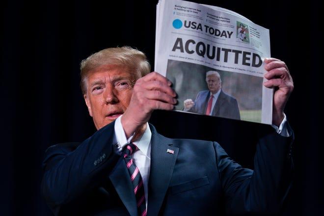 Trump USA Today