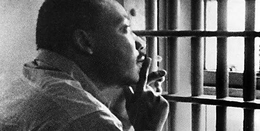 King in Jail