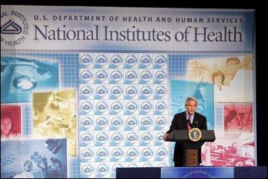 BUsh NIH