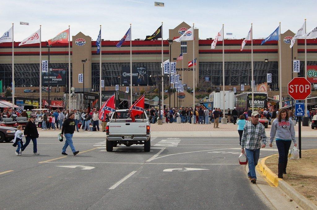 Confed NASCAR