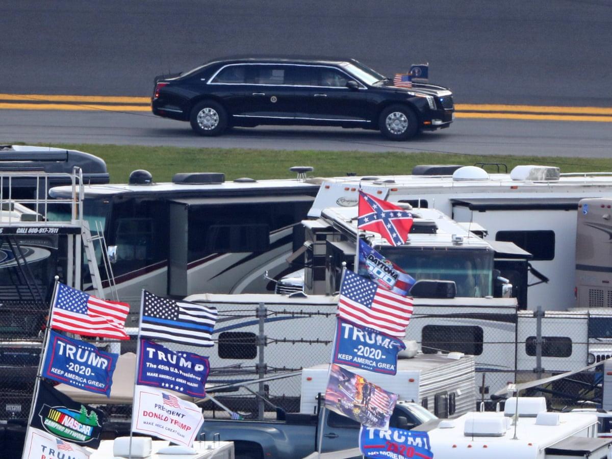 Trump Confed flag