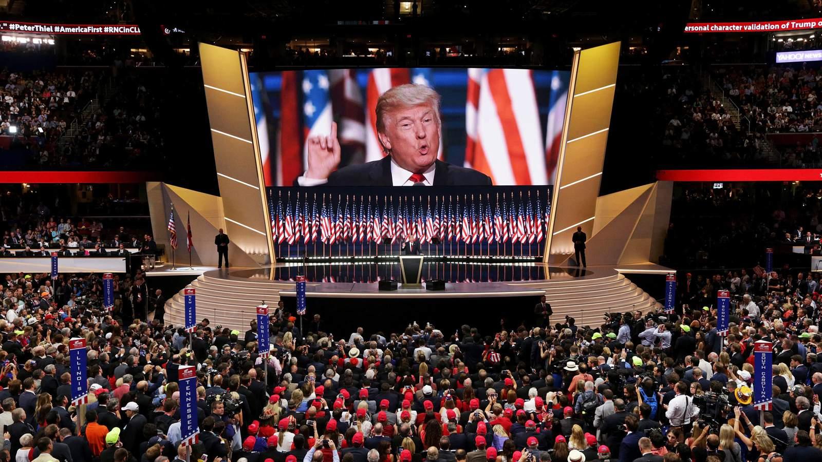 Trump GOP Convention