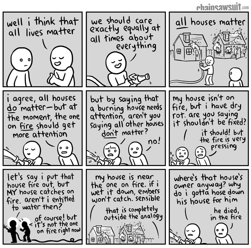 All Lives Matter Cartoon 2