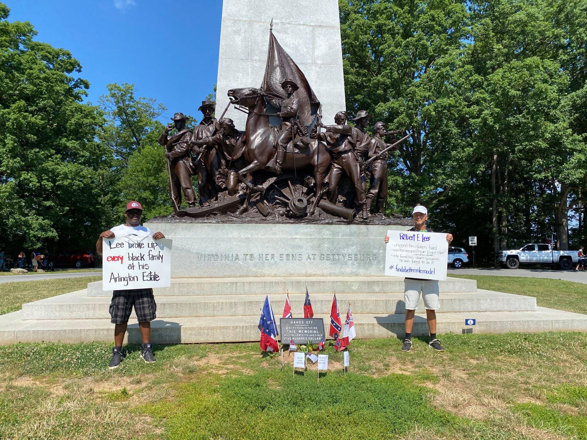 Gettysburg Race 1