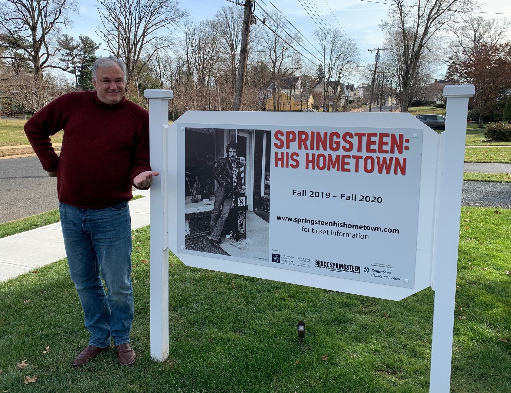 Springsteen exhibit