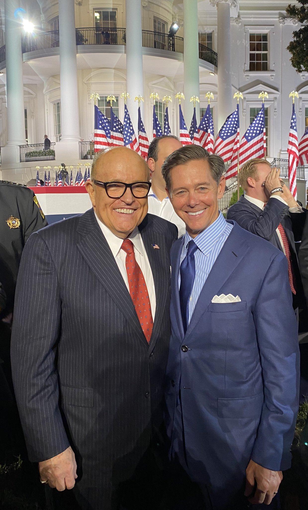 Reed and Giuliani