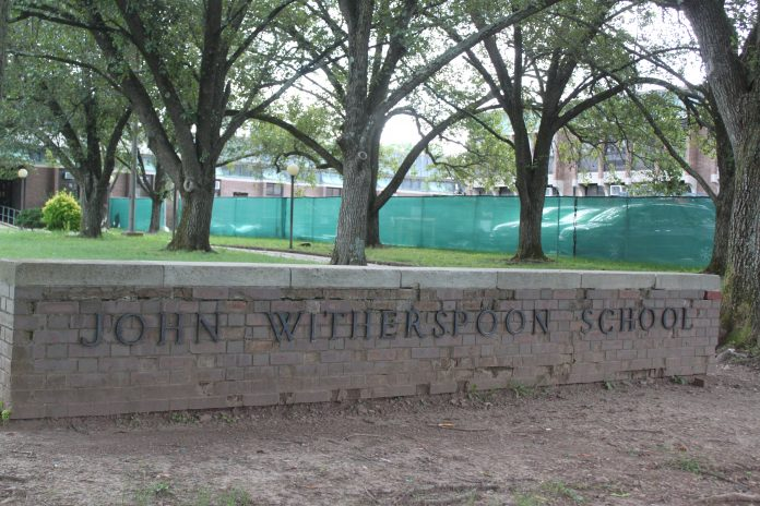 Witherspoon middle school